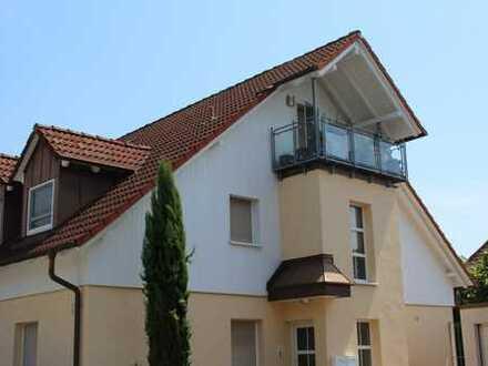 Vermietete Maisonette-Wohnung in ruhiger Lage