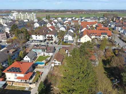 MFH + 2 DHH in Olching mit Baugenehmigung