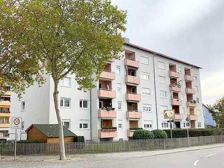 Gepflegte 3-Zimmer-Wohnung in Neutraubling