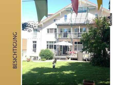 Lichtdurchflutete, geniale 2- Zimmer Wohnung in traumhafter Lage in Haldenwang