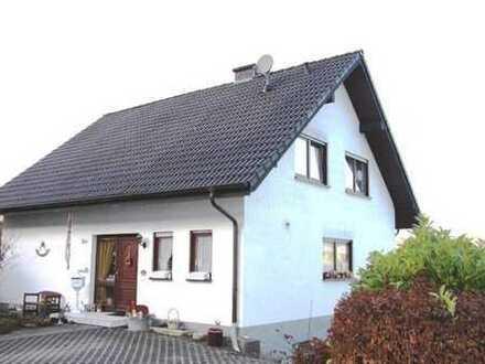 Gepflegtes Einfamilienhaus in zentrumsnaher Lage von Nümbrecht