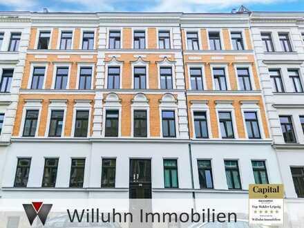 Charmante Dachgeschosswohnung im beliebten Leipziger Süden