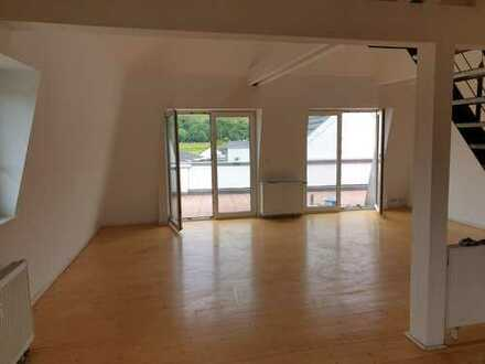2-Zimmer-Maisonette-Wohnung mit Terrasse und EBK in Gengenbach
