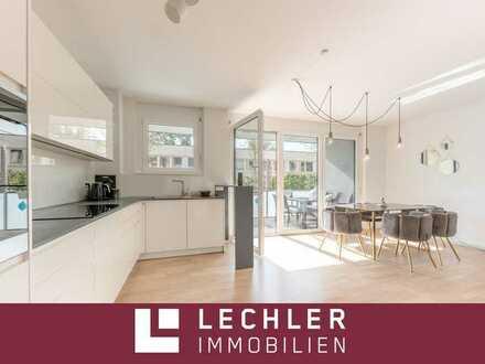Urbanes Wohnen im neuen Rosensteinviertel - Großzügige, helle 3-Zimmerwohnung