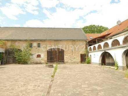 Ehemaliges Bauernhaus mit großem Grundstück in Neschwitz