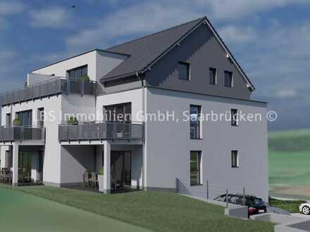 Neubau- Wohnungen in St. Wendel-Bliesen, KfW 55