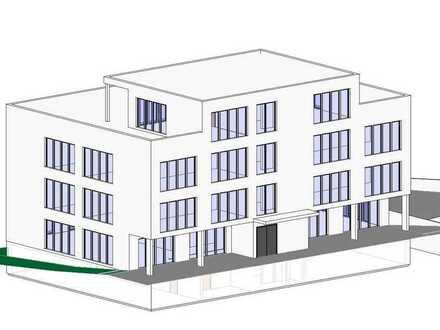 Büro/Gewerberäume mit ca. 1.200 m² Fläche - ganz nach Ihren Wünschen! Direkt am Bahnhof Marbach S4
