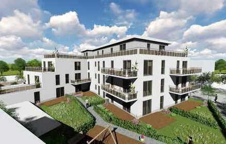 Exklusive 3 Zi. Wohnung mit sonniger Terrasse