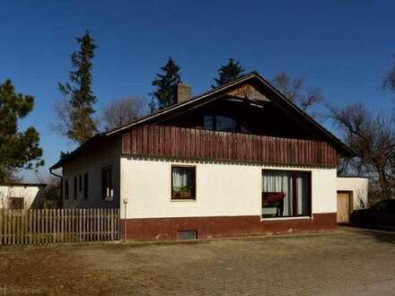 Zweifamilienhaus an der Abens in Biburg mit Fischrechten