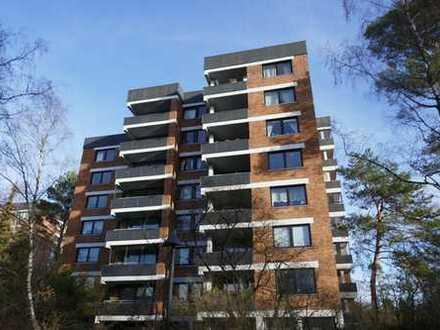 Im Ortszentrum: renovierte 1-Zi.-Mietwohnung mit Balkon