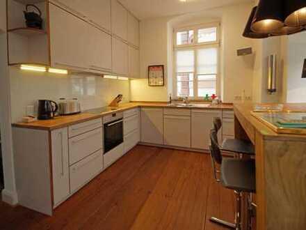 Exklusive Altstadt Wohnung mit Neckarblick