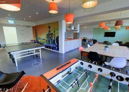 1-Zimmer-Appartment möbliert für Student/in oder junge Berufstätige