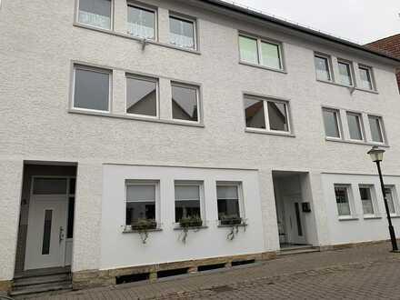 Preiswerte 4-Zimmer-Wohnung in Blomberg