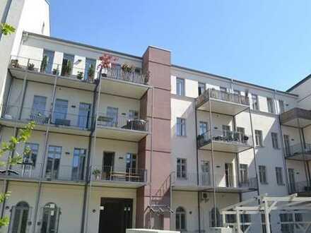 Exklusive 4 Zimmer Wohnung im Zentrum Süd mit 2 Balkonen!