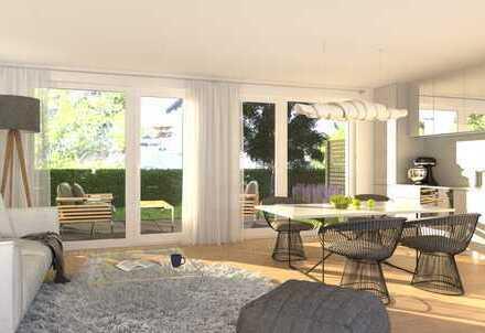 RESERVIERT!!!Durch Fa. CENTRA entsehen vier attraktive Eigentumswohnungen in Geisenheim-Johannisberg