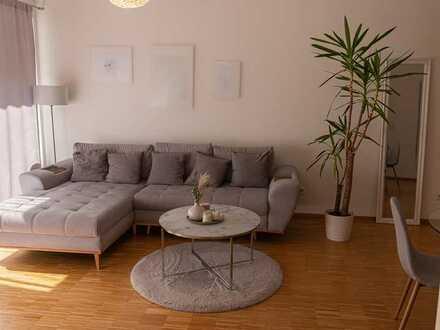 Vermietete Kapitalanlage I 2-Zimmer-Wohnung in zentraler Lange in Nürnberg I Balkon I Stellplatz