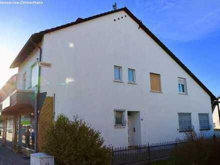 Wohn- und Geschäftshaus mit 4 Einheiten in Rheinau-Freistett