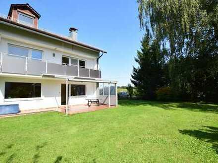 Gilching West - Fast wie ein Haus - XXL Maisonette Wohnung in Ortsrandlage