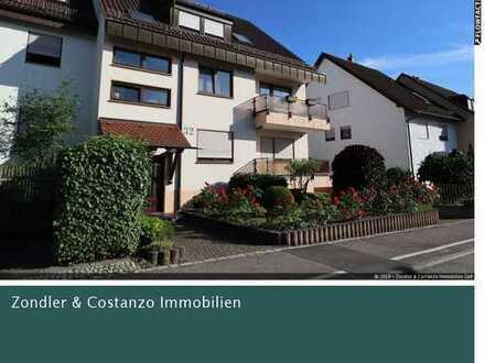 Bestlage in Untertürkheim! Große 3,5-Zi.-Wohnung * ca. 106 qm * Terrasse + Balkon * Garage *