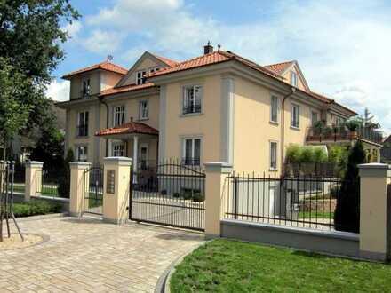 """Wohnung in einem """"herrschaftlichen Anwesen"""" im Stadtzentrum von Seligenstadt"""