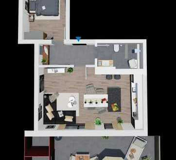 2 Zimmer Wohnung im Herzen Deggendorfs