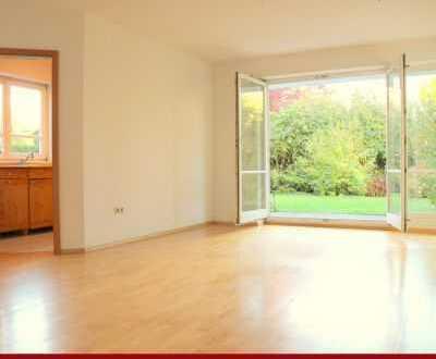 3-Zimmer-Whg. mit schönem Garten und super Anbindung! Ideal für Familie und Pendler.