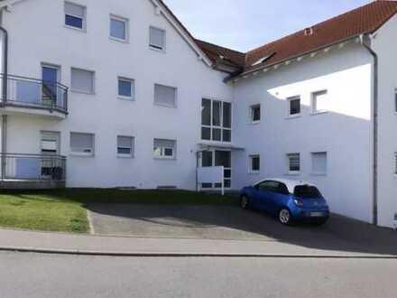 Stilvolle und Moderne 3-Zimmer-Wohnung mit 2x Balkone in Talheim