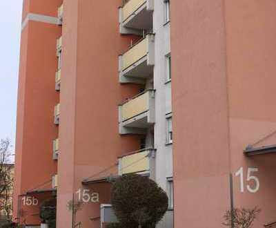Leben und Wohlfühlen in Augsburg - Haunstetten: Charmante 3-Zimmer-Wohnung mit Balkon!