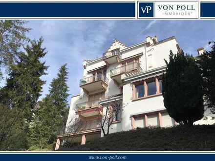 Top Wohnung in Jugendstilvilla in Bestlage von Baden-Baden