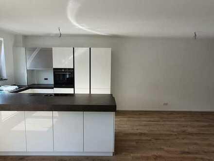 Schicke 4-Zimmer Erdgeschoss-Wohnung I 4ZKB