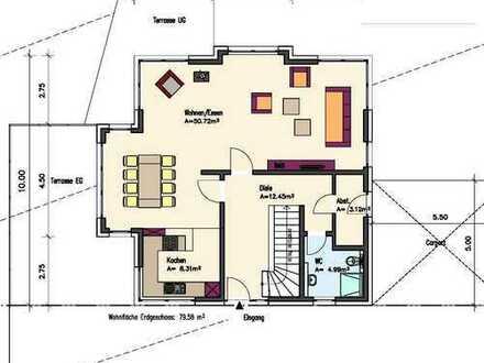 Neuwertiges Einfamilienhaus mit viel Platz