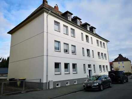 Erstbezug nach Sanierung mit franz. Balkon: schöne 3,5-Zimmer-Wohnung in Dortmund