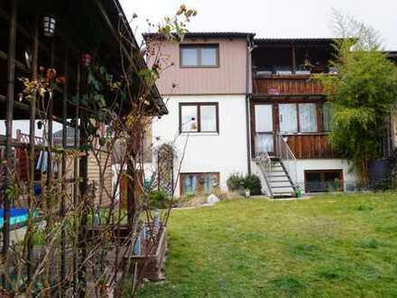 Gemütliche 3-Zimmer-Wohnung mit Garten in einem Zweifamilienhaus in Ebersberg