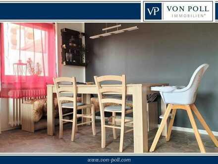3 - Zimmer Wohnung mit Garage & Balkon - ohne Käuferprovision !