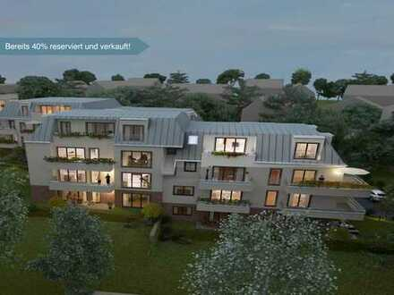 Intelligentes Wohnen auf kompaktem Raum in grüner aber doch stadtnaher Lage