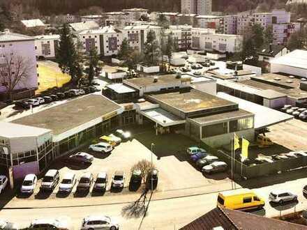 Wohn- und Geschäftshaus 4.900m² - 4,15% Rendite * Wohnen + Arbeiten Kapitalanlage