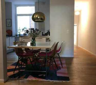 Zentrale und ruhige 3-Zimmer-Wohnung in Mannheim