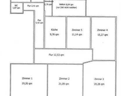 Haus Immobilie Renditeobjekt 5,6 % in Altenburg bei Leipzig