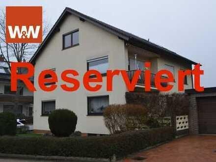 +++ Gepflegte Dachgeschosswohnung in ruhiger Wohnlage von Dennhausen +++