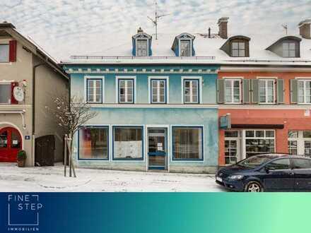 Wohn- und Geschäftshaus im Zentrum von Murnau
