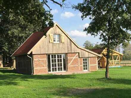 Freistehendes Einfamilienhaus im Aussenbereich von Dülmen