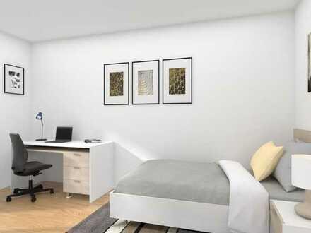 Herrliche 3-Zimmer-Wohnung mit Blick ins Grüne!