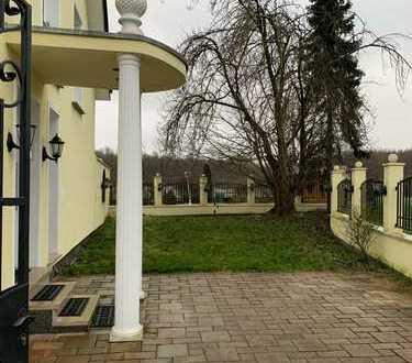 Landschaftliches wohnen mitten in der Stadt großzügige Etagenwohnung zu vermieten