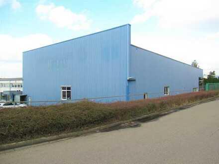 Gewerbeimmobilie/Halle direkt im Gewerbegebiet von Aalen! *TOP-LAGE*