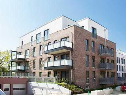 Exklusive Neubauwohnungen in Top Lage von Lohbrügge, drei Zimmerwohnung