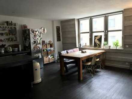 Ab sofort! Außergewöhnliche Wohnung in Mannheim, Innenstadt / Jungbusch