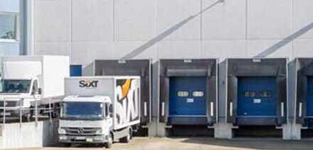 Gewerbe-/ Hallen-/ Logistikfläche optional mit Büro - Flughafennah