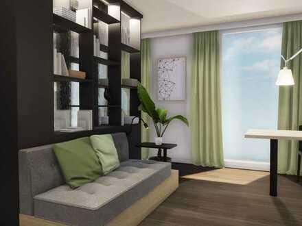 Möbliertes Apartment (Komfort, Typ C) mit bis zu 18.000 € Tilgungszuschuss