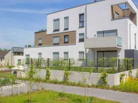 Maisonette Wohnung mit 154 m² Wohnfläche und eigenem Garten