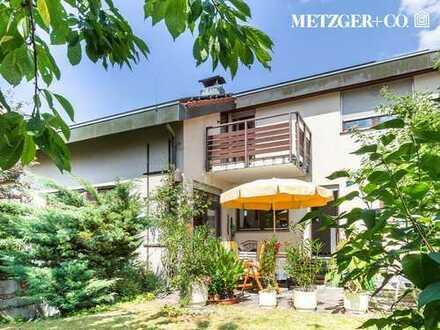 Charmantes Einfamilienhaus mit tollem Garten